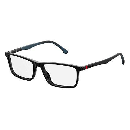 Armação para Óculos Carrera 8828/V 807 5416 - 54 Preto