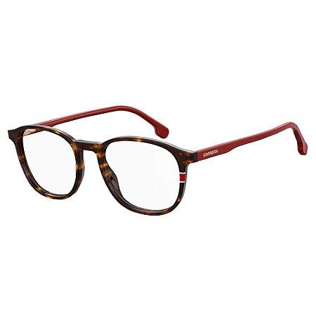 Armação para Óculos Carrera 215 AU2 5119 - 51 Marrom
