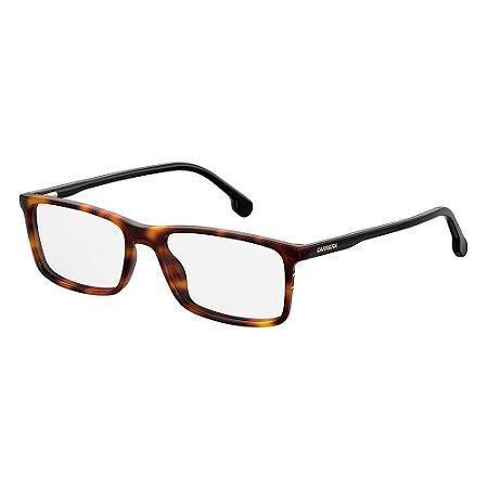 Armação para Óculos Carrera 175 086 5517 - 55 Marrom