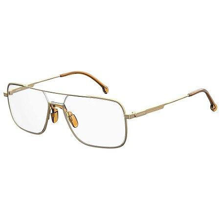 Armação para Óculos Carrera 1112 AOZ 5616 - 56 Dourado