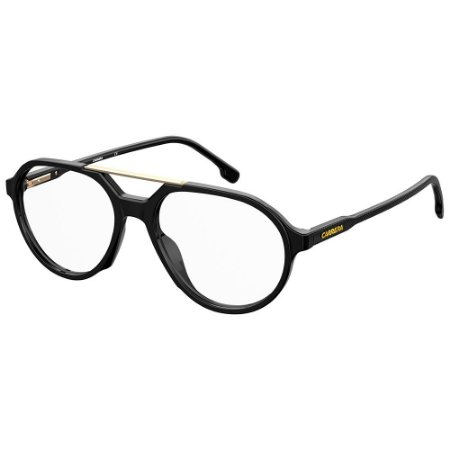 Armação para Óculos Carrera 228 807 5317 - 53 Preto