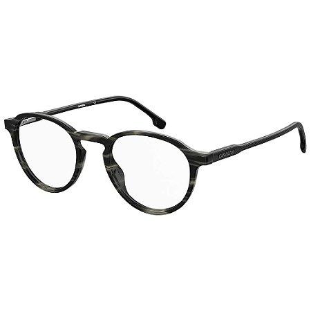 Armação para Óculos Carrera 233 PZH 5021 - 50 Cinza