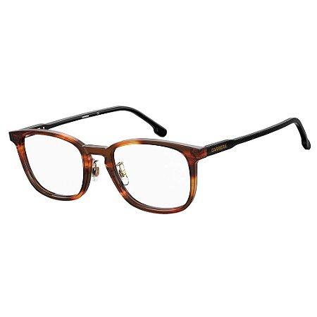 Armação para Óculos Carrera 227/G KVI 5220 - 52 Marrom