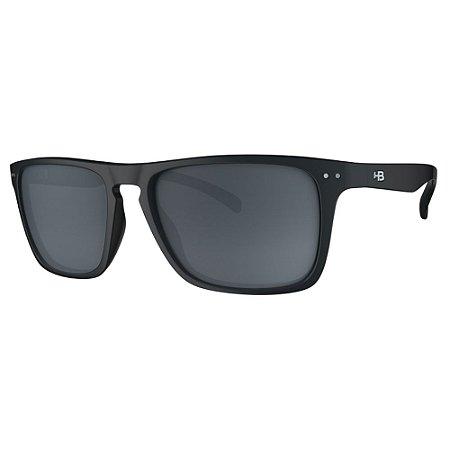 Óculos de Sol HB Cody Matte Black - Lifestyle /55