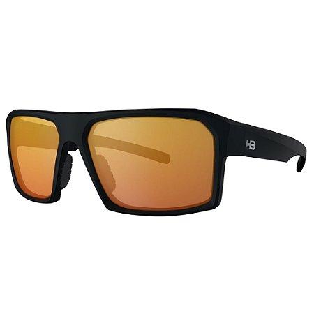 Óculos de Sol HB Split Carvin - Black Polarizado - Lifestyle