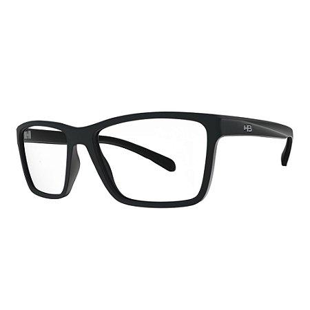 Armação de Óculos HB 0362 Matte Black - Active /55
