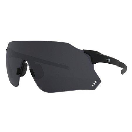 Óculos de Sol HB Quad X Matte Black - Performance /150