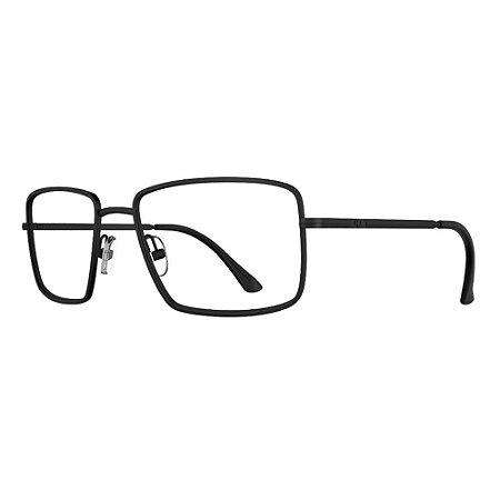 Armação de Óculos HB 0390 Matte Black - Lifestyle /59