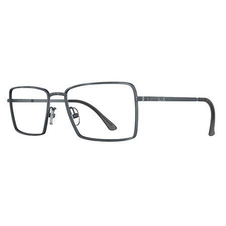 Armação de Óculos HB 0391 Matte Graphite - Lifestyle /58