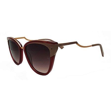 Óculos de Sol Ana Hickmann AH9306 P03/91 - Rosa
