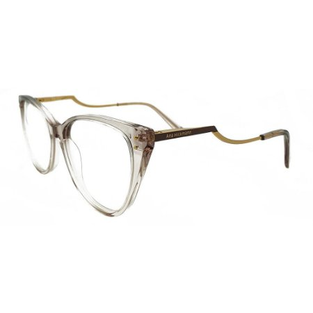 Óculos de Grau Ana Hickmann AH6403 T01/73 - Transparente