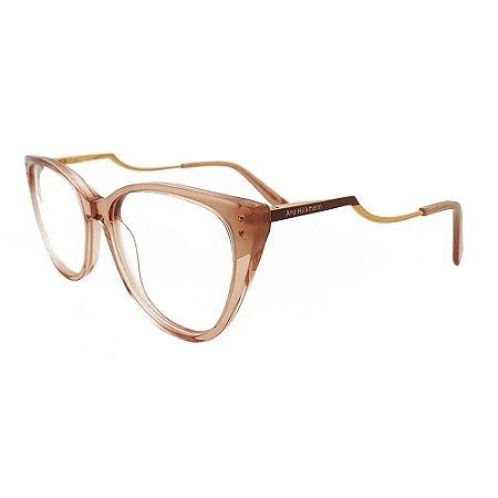 Óculos de Grau Ana Hickmann AH6403 P03/72 - Nude