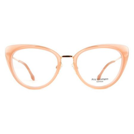 Óculos de Grau Ana Hickmann AH6379 T03/53 Rosa/Bronze