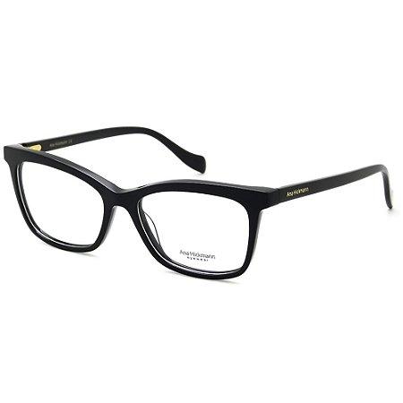 Óculos de Grau Ana Hickmann AH6335 A01/54 Preto