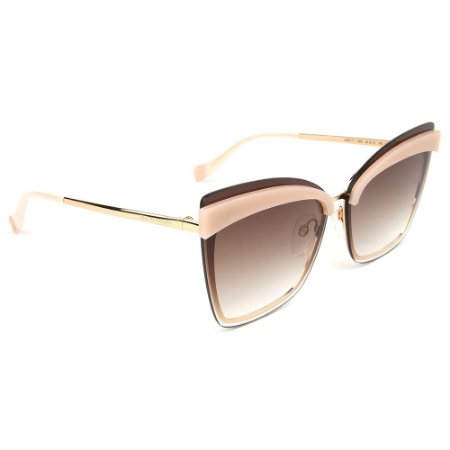 Óculos de Sol Ana Hickmann AH3177 04G/64 Dourado