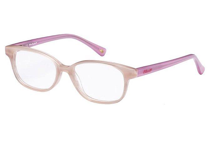 Óculos de Grau Lilica Ripilica VLR104 C05/47 Rosa