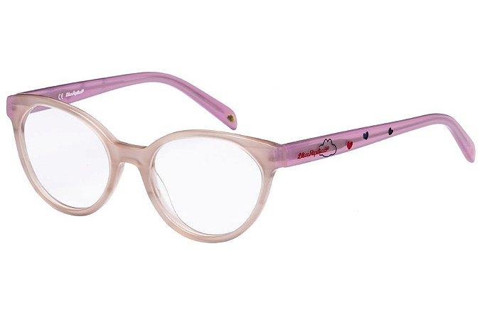 Óculos de Grau Lilica Ripilica VLR098 C01/47 Rosa