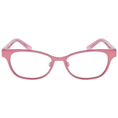 Óculos de Grau Lilica Ripilica VLR059 C3/47 Rosa