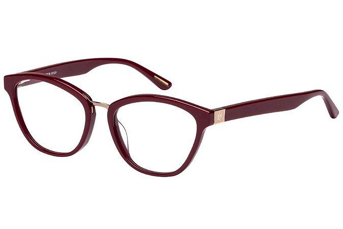 Óculos de Grau Victor Hugo VH1755 0G96/52 Bordô