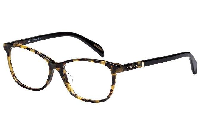 Óculos de Grau Victor Hugo VH1737 0778/53 Tartaruga