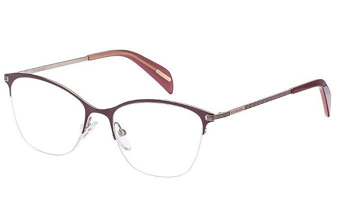 Óculos de Grau Victor Hugo VH1256 0H60/51 Bordô
