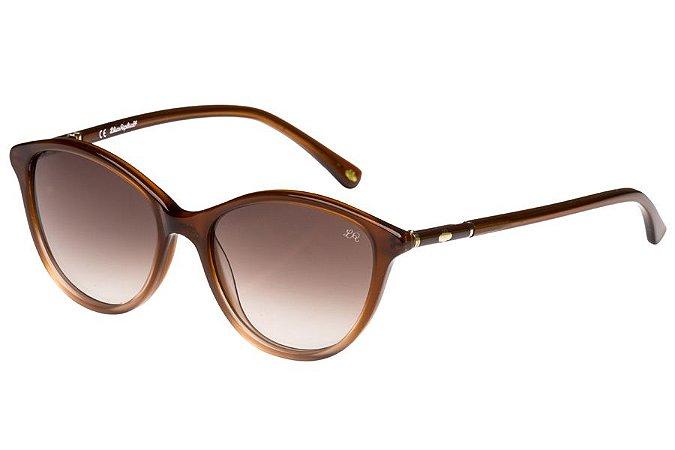 Óculos de Sol Lilica Ripilica SLR123 C03/47 Marrom