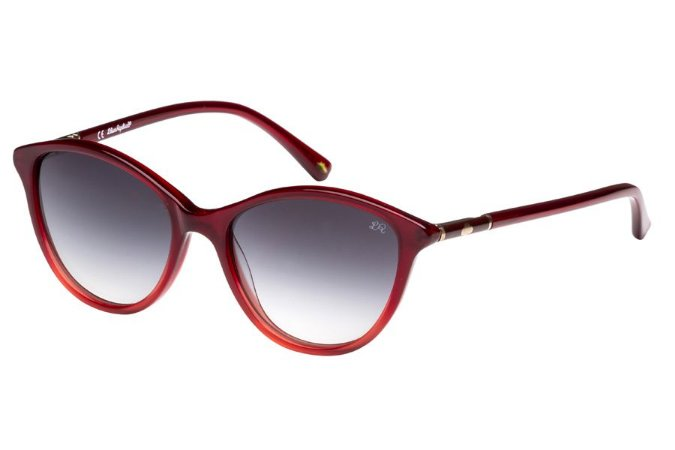 Óculos de Sol Lilica Ripilica SLR123 C02/47 Vermelho
