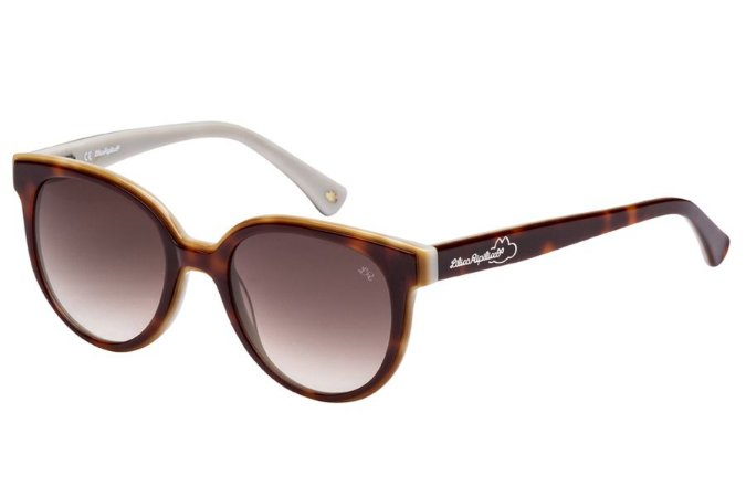 Óculos de Sol Lilica Ripilica SLR117 C05/47 Tartaruga