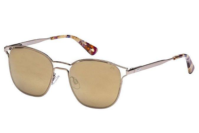 Óculos de Sol Lilica Ripilica SLR114 C01/50 Dourado
