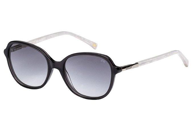 Óculos de Sol Lilica Ripilica SLR107 C06/48 Preto Brilhante/Pérola