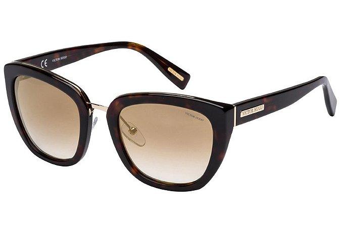 Óculos de Sol Victor Hugo SH1747 722G/52 Tartaruga