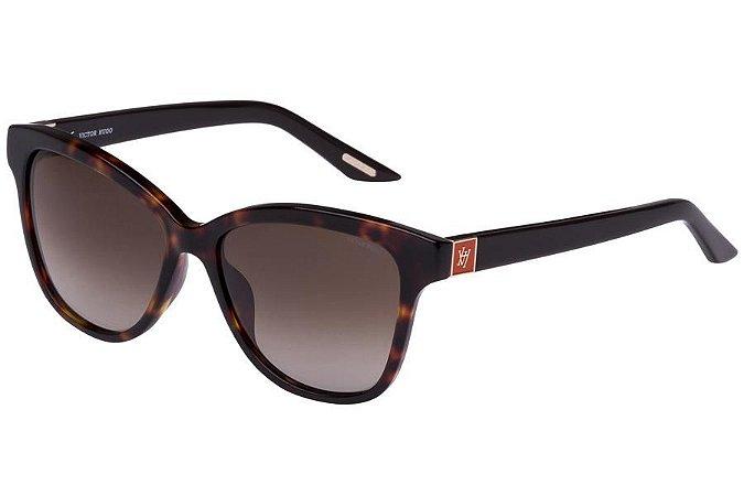 Óculos de Sol Victor Hugo SH1731 0752/54 Tartaruga