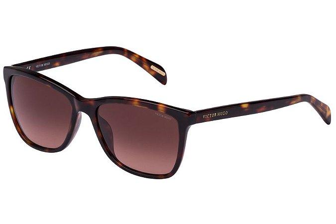 Óculos de Sol Victor Hugo SH1729 0752/55 Tartaruga