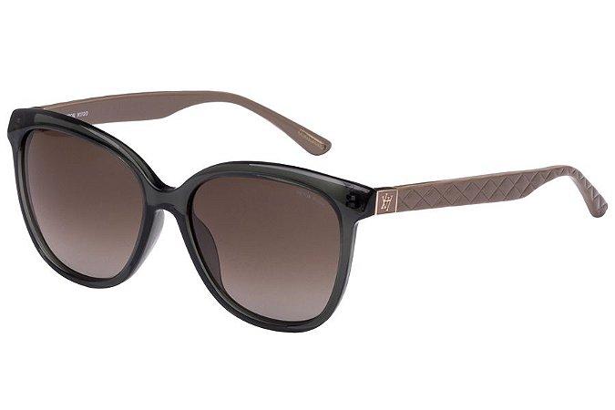 Óculos de Sol Victor Hugo SH1713 06S8/55 Marrom