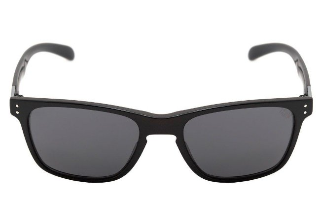 Óculos de Sol HB Gipps ll 9013800200/55 Preto Brilhante