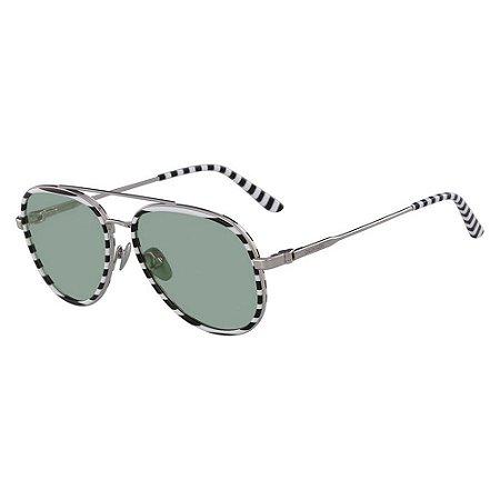 Óculos de Sol Calvin Klein CK18103S 199/57 Branco/Preto