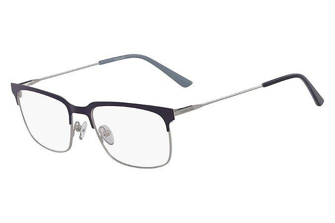 Óculos de Grau Calvin Klein CK18109 410/55 Azul