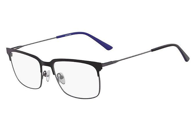 Óculos de Grau Calvin Klein CK18109 001/53 Preto