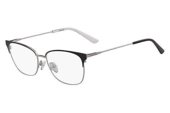 Óculos de Grau Calvin Klein CK18108 001/50 Preto