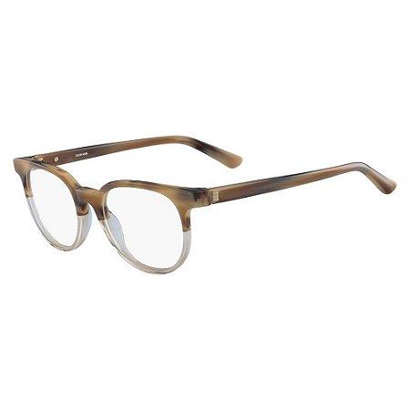 Óculos de Grau Calvin Klein CK8582 247/51 Ambar