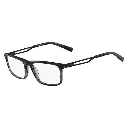 Óculos de Grau Nautica N8142 015/56 Cinza/Fumaça