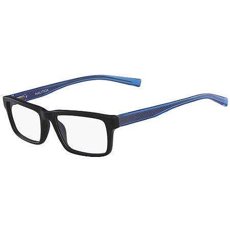 Óculos de Grau Nautica N8140 001/54 Preto