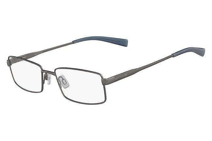 Óculos de Grau Nautica N7285 030/54 Cinza Escuro Fosco