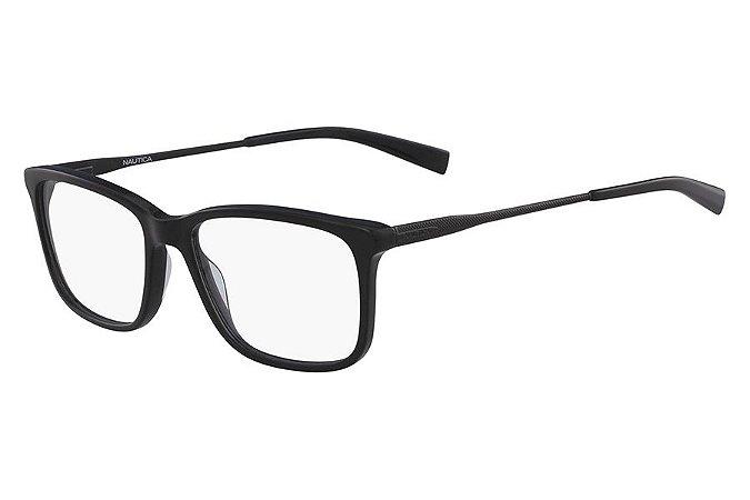 Óculos de Grau Nautica N8138 001/57 Preto