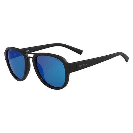 Óculos de Sol Nautica N3625SP 005/57 Preto Fosco