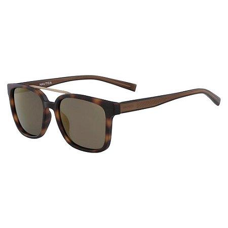 Óculos de Sol Nautica N6229S 215/56 Tartaruga Fosco Escuro