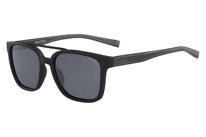 Óculos de Sol Nautica N6229S 005/56 Preto Fosco