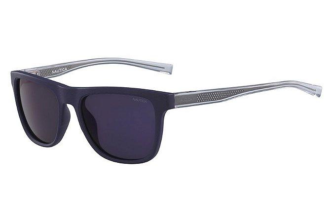 Óculos de Sol Nautica N6228S 420/55 Azul Fosco