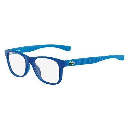 Óculos de Grau Lacoste L3620 467/48 Azul
