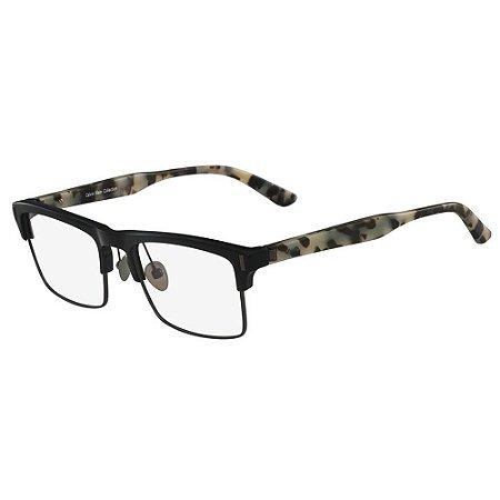 Óculos de Grau Calvin Klein CK8555 001/54 Preto